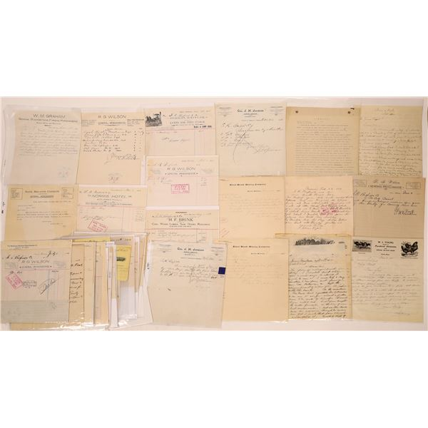 Norris Letter Correspondence Collection   [140913]