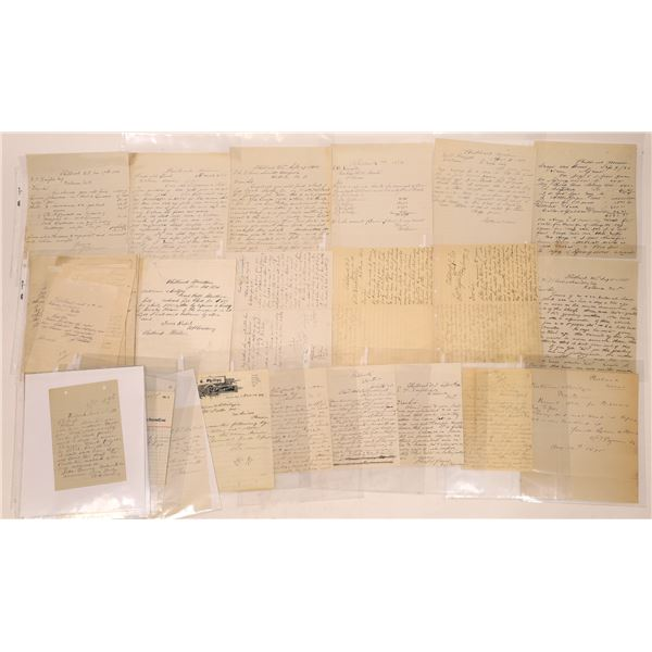 Philbrook Letter Correspondence Collection   [140914]