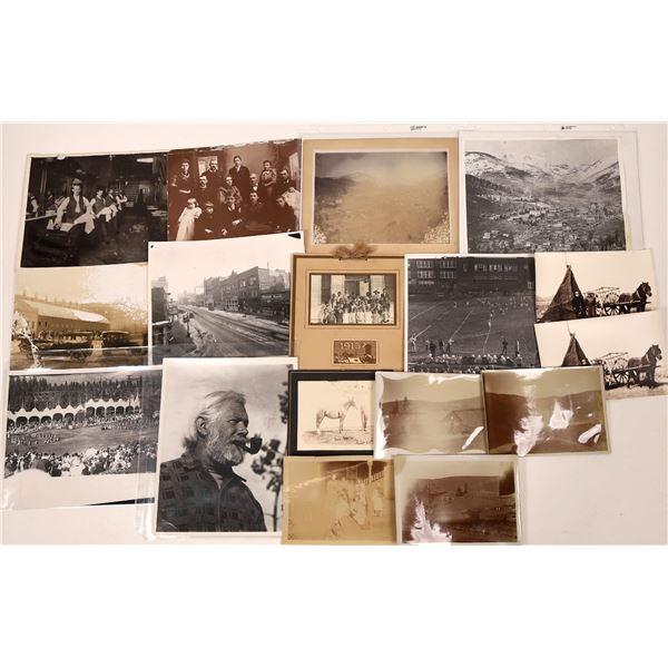 Montana Vintage Photograph Collection  [140163]