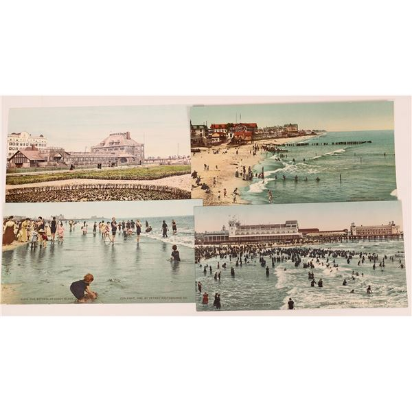 Detroit Photography of Atlantic City and Coney Island  [139708]