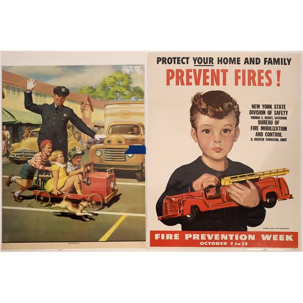 Fire Trucks Posters  [139695]