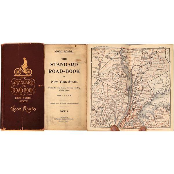 New York State Road Atlas  [139167]