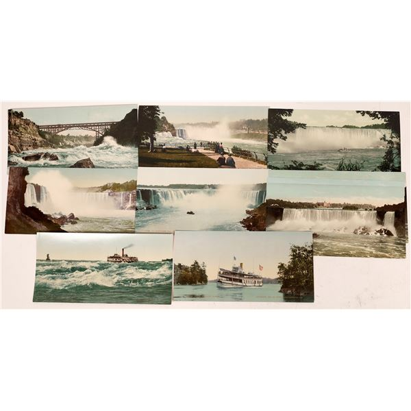 Niagara Falls and Area in Photographs for Detroit Photography by W.H. Jackson  [139711]