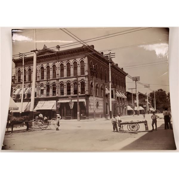 Western Union Telegraph Office Photograph  [137893]