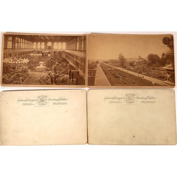 Centennial Photography of the International Exhibition  [139253]