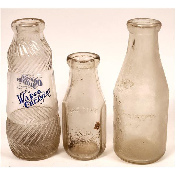 Central Valley Milk Bottles  [138413]