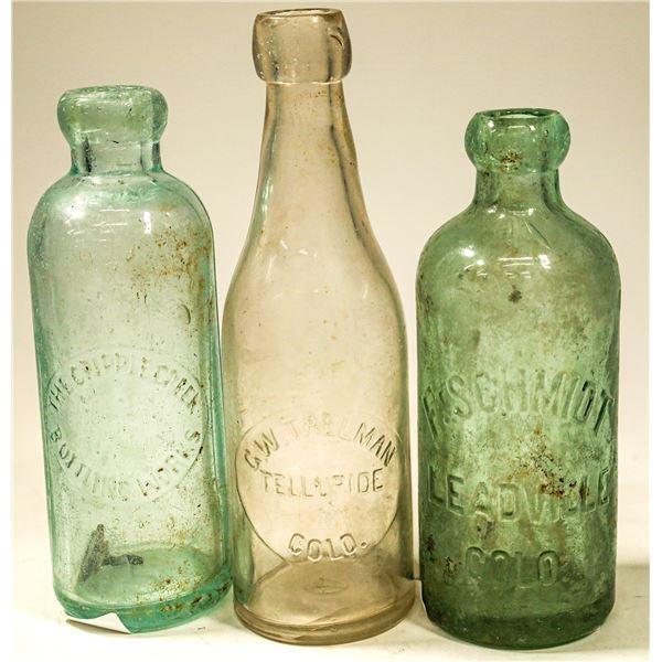 Colorado Bottle Group (3)  [139796]