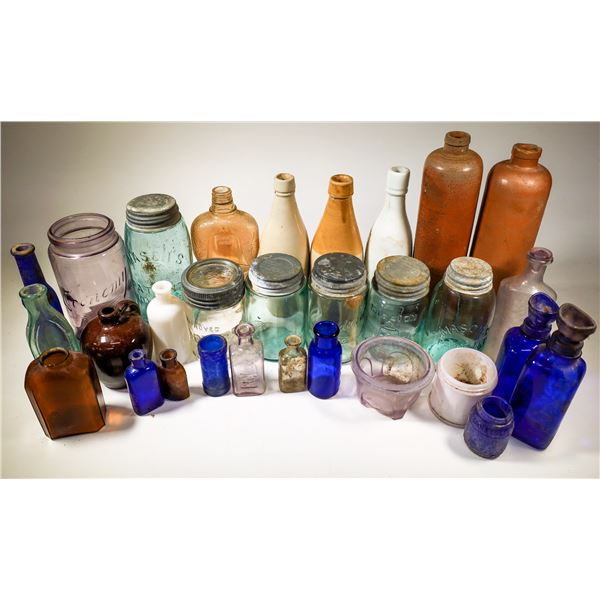 Collectible Bottle Group  [138493]