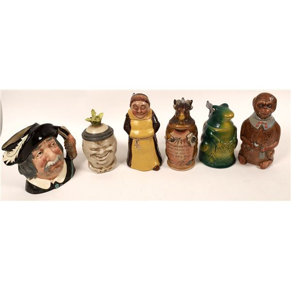 Novelty Stein Collection (6)  [139364]
