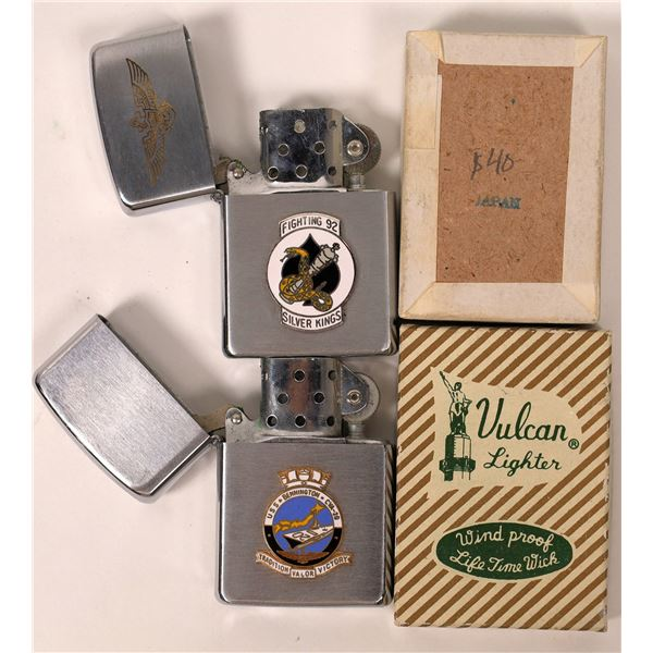 Military Cigarette Lighters  [138148]