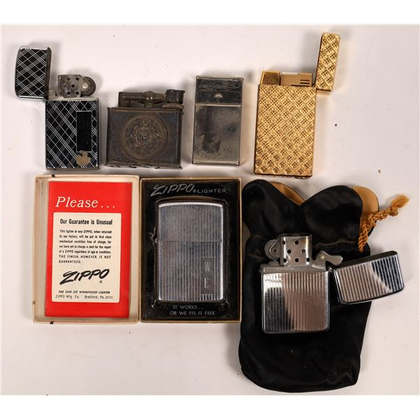 Zippo and other Lighters  [138562]