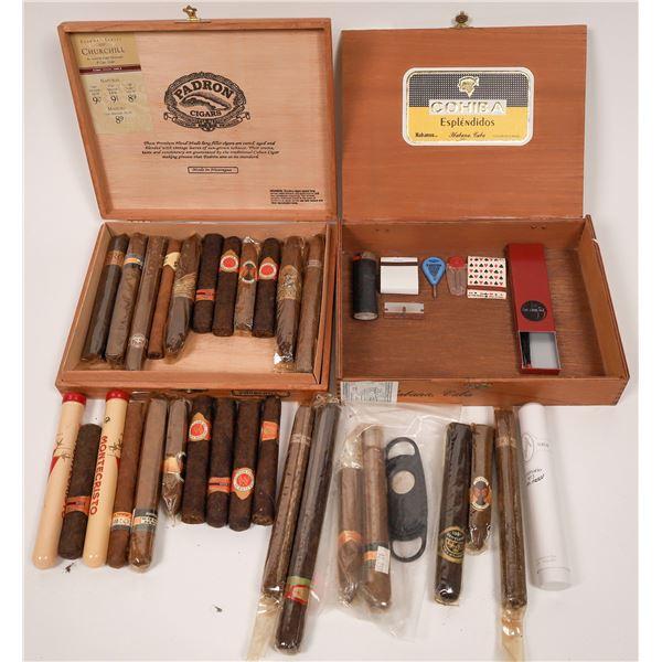 Vintage Cigar Collection  [140693]