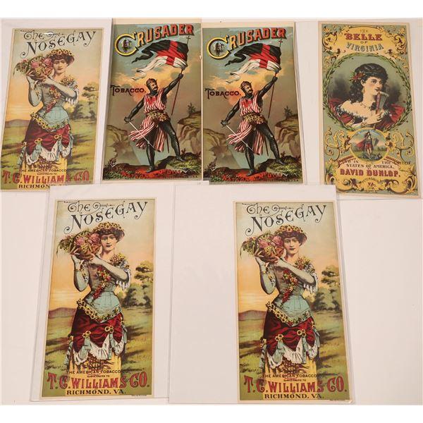 Vintage Tobacco Advertising Posters  [139984]