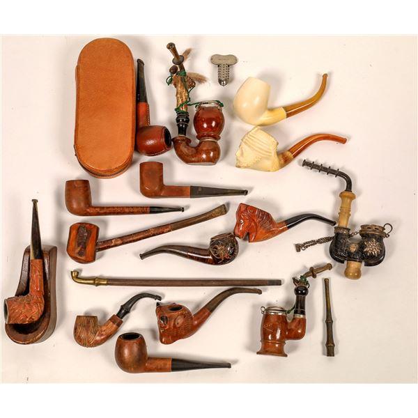 Vintage Tobacco Pipes - 16  [138752]