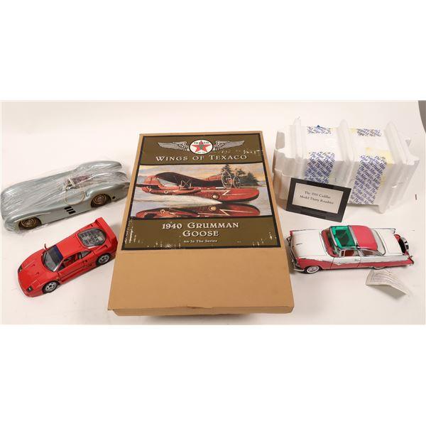 Classic Car Models (5)  [139355]