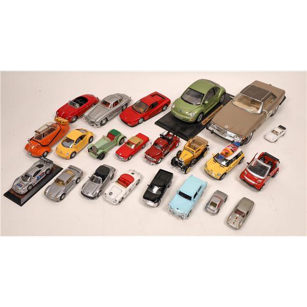 Die-cast cars   [139752]
