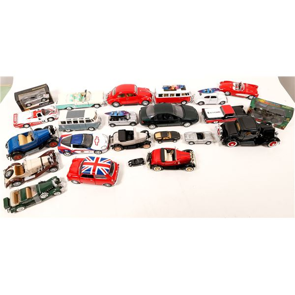 Huge Car Collection  [138020]