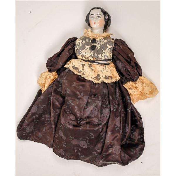 Porcelain Doll Made by Ruth McClanahan  [138404]