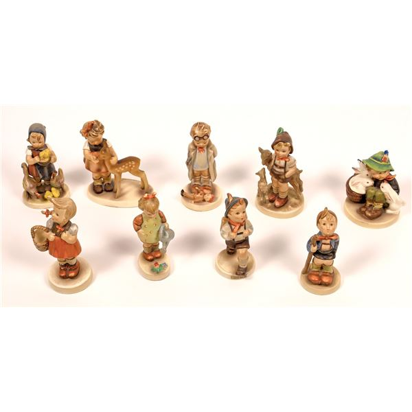 Hummel Figurines from West Germany  [138559]