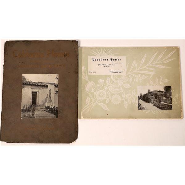 Pasadena Area Pictorial Books (2)  [139065]
