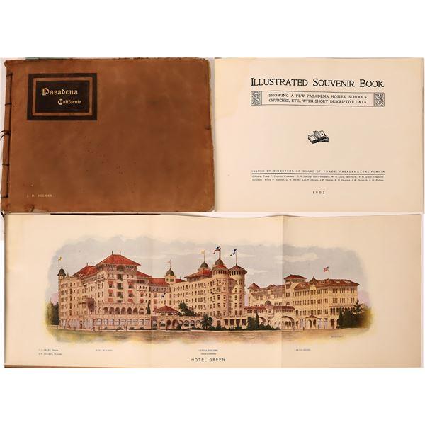 Pasadena, California Illustrated Souvenir Book  [139064]