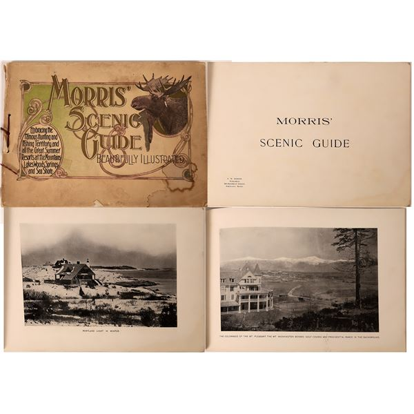 Morris' Scenic Guide to Maine  [139194]