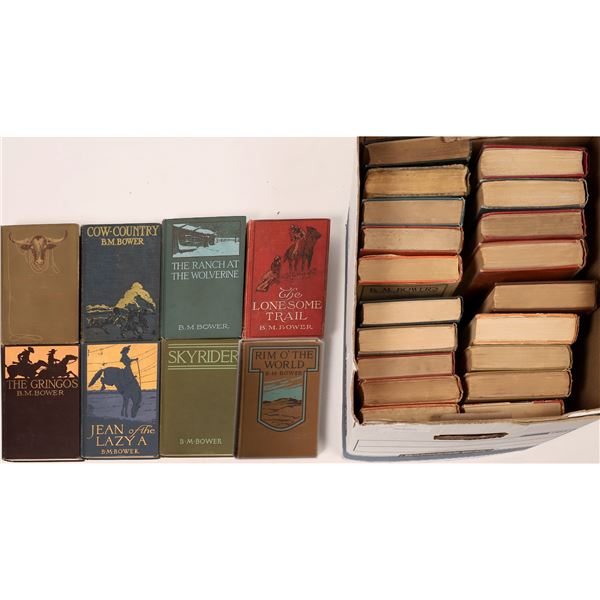 BM Bower Library  [139556]