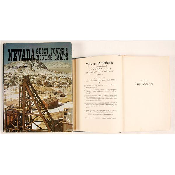 Nevada Books (2 Hardbacks)  [138280]