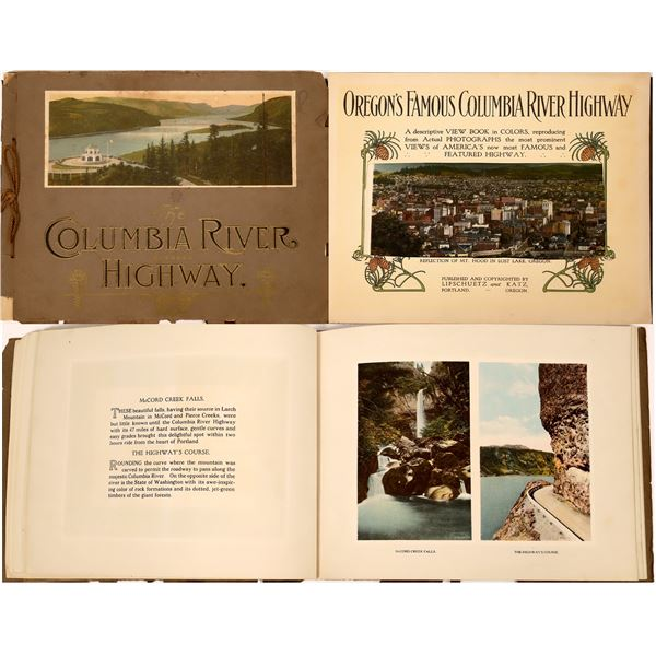 Oregon's Famous Columbia River Highway  [139667]