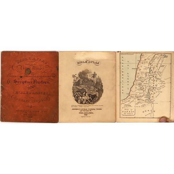 Pocket Map (Bible Atlas)  [139156]