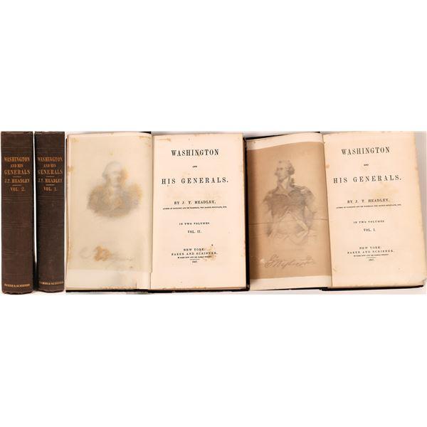 Washington and His Generals (2)  [139289]