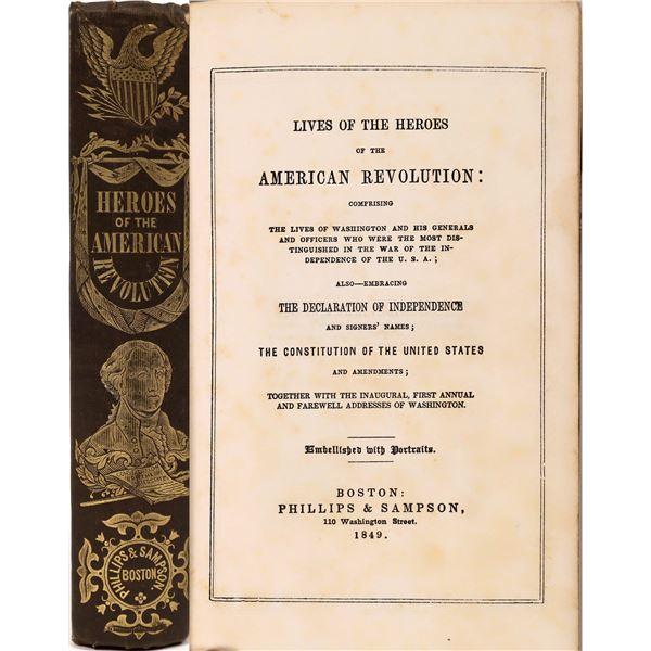 Antiquarian Book on American Revolution  [139171]