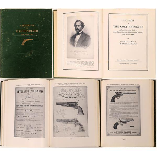 A History of the Colt Revolver (Rare Book)  [139140]