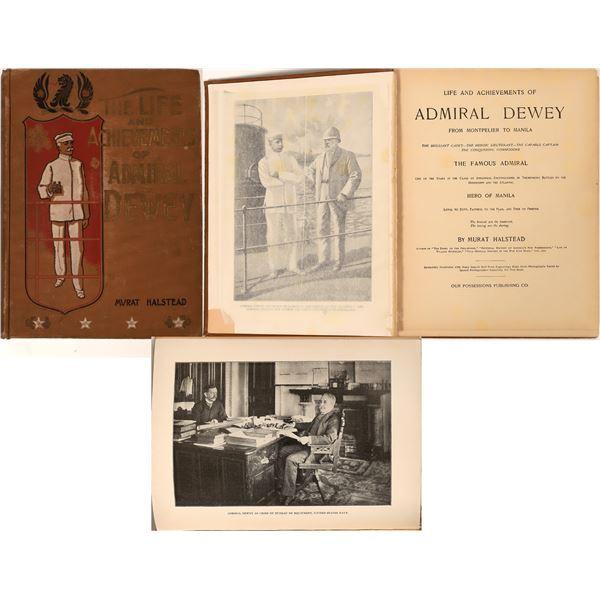 Admiral Dewey Biography  [139132]