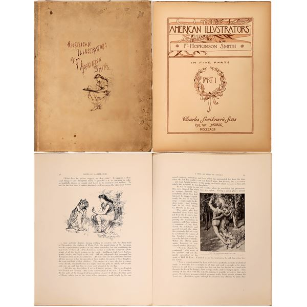 Charles Scribner's Sons American Illustrators Limited Edition  [139664]