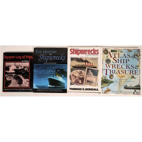 Shipwreck Publications (4)  [139433]