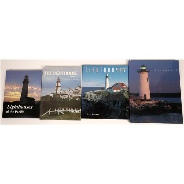 U.S. Lighthouse Publications (4)  [139432]