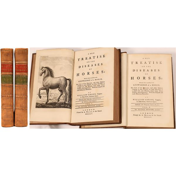 Gibson's Farriery (very old) (2)  [139483]