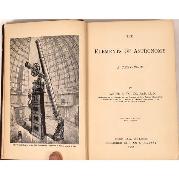 Astronomy Book  [139169]