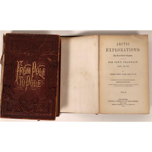 Exploration Books (2)  [139129]