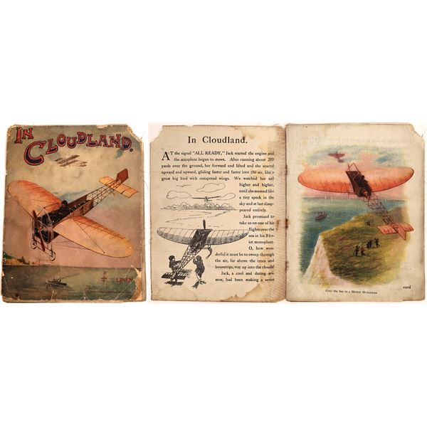In Cloudland a book by Samuel Gabriel Sons & Company 1918  [140016]