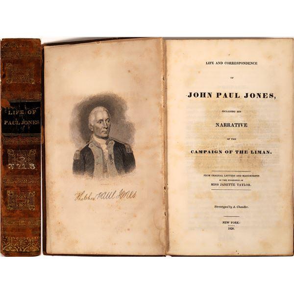 Life of John Paul Jones  [139128]