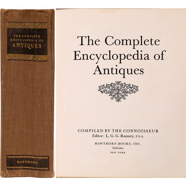 The Complete Encyclopedia of Antiques  [139138]