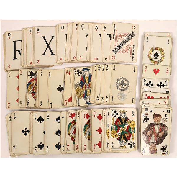 French Playing Cards  [140509]
