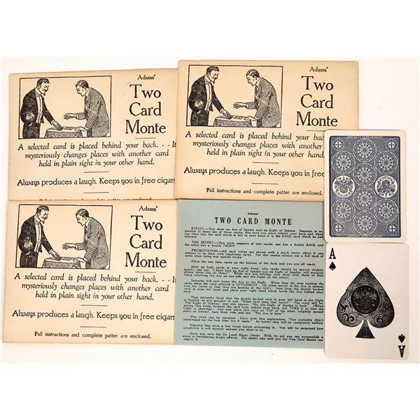 Card Tricks (3)  [139155]