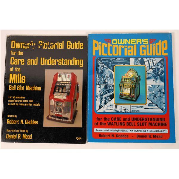 Slot Machine Owner's Guide Books  [138367]