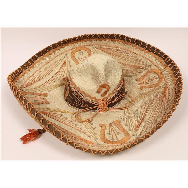 Vintage Mexican Sombreros (3)  [141173]