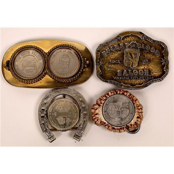 Virginia City Belt Buckles  [138068]