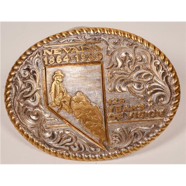 Nevada Commemorative Buckle  [138082]