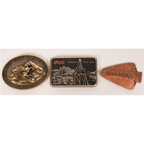 Nevada Mines Buckles  [138086]